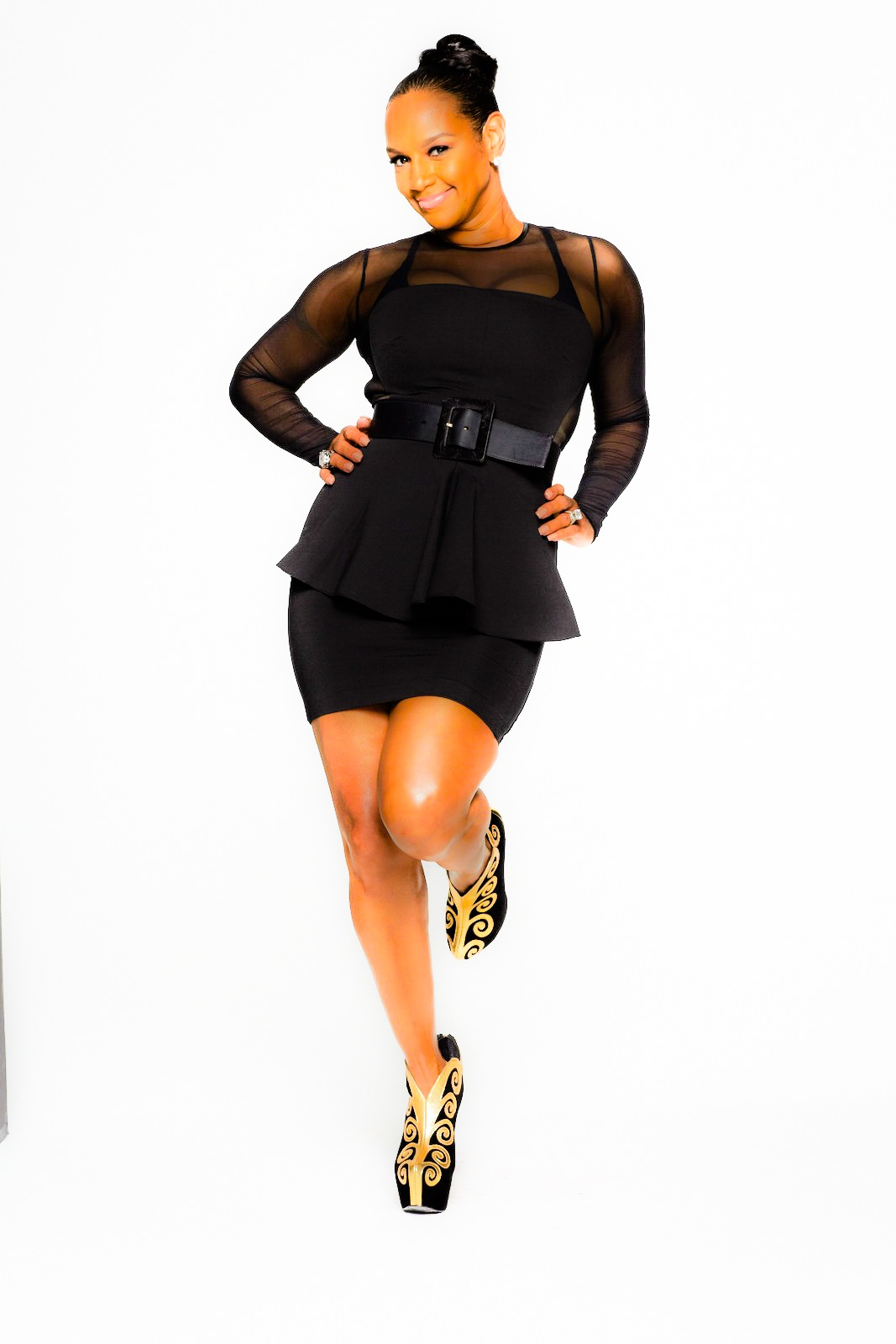 VH1's Basketball Wives LA star and Fashion Designer Jackie Christie to Launch Signature Footwear ...