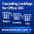 Cascading LookApp for Office 365