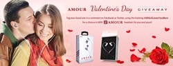 iWALK Valentine's Day Amour Giveaway