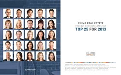 Climb 25 Top Producers 2013