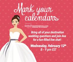 destination wedding etiquette expert Ask Ava