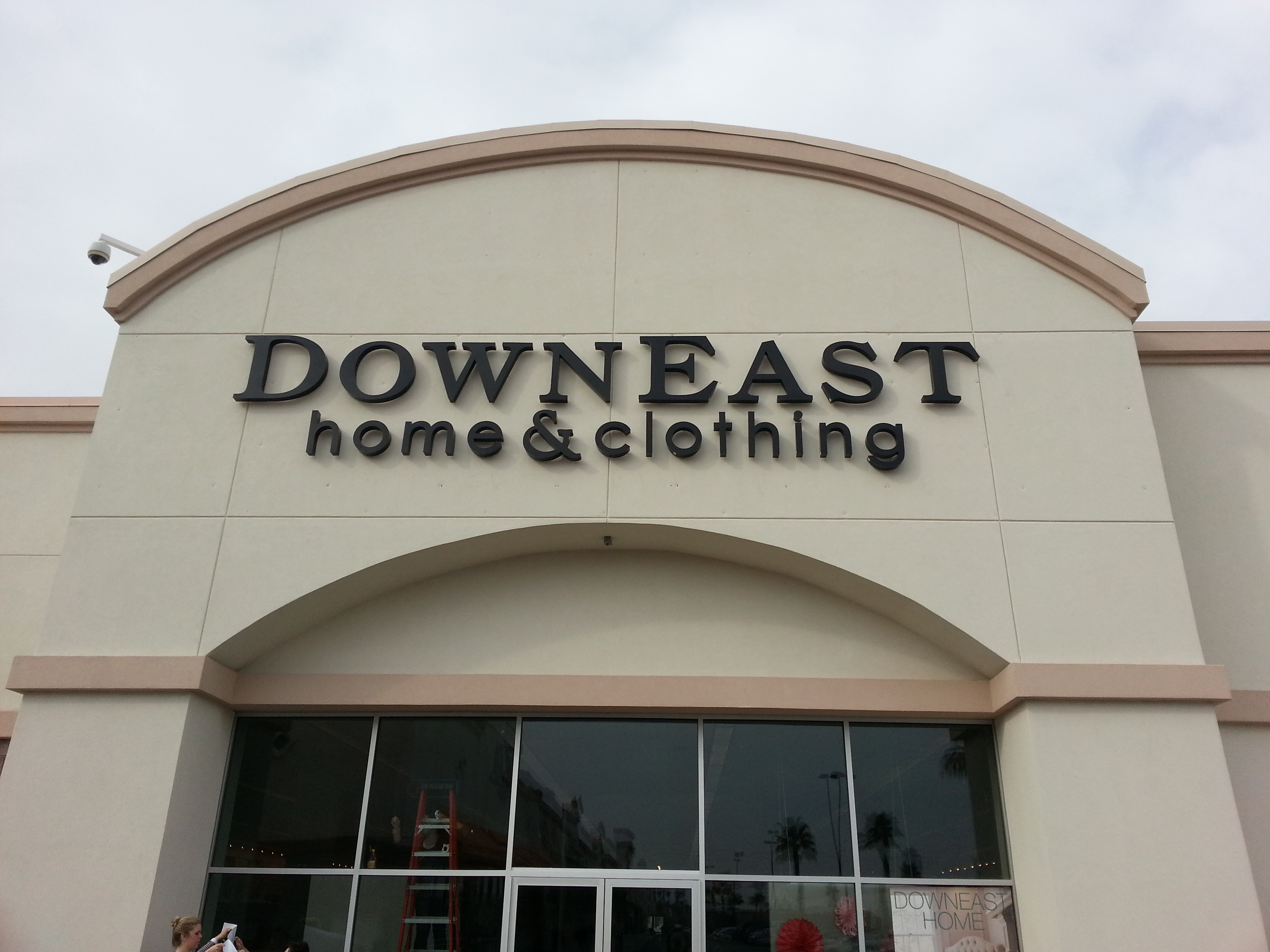 Downeast clothing store