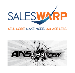 SalesWarp & ANS Gear Logos
