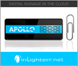 inLighten® Launches Apollo™: The One Ounce, Android Digital...