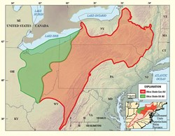 Utica Shale Oil and Gas Financing