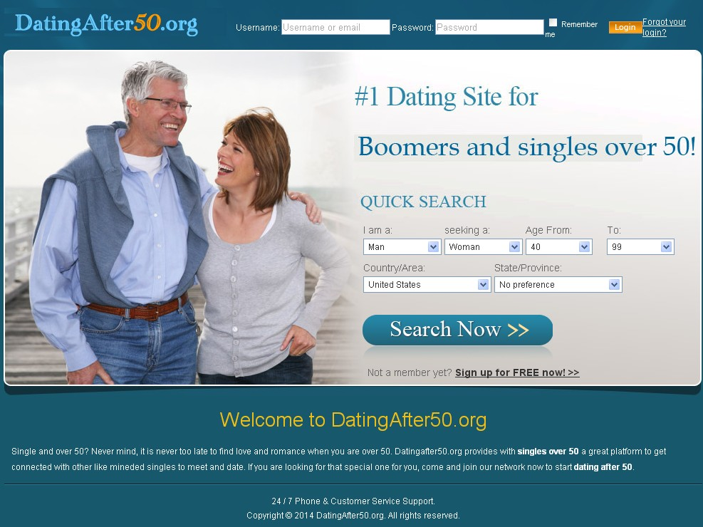 boomers dating site