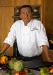 Chef Walter Whitewater