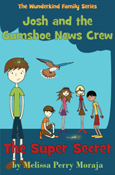 Josh and the Gumshoe News Crew: The Super Secret
