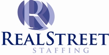 Real Street Staffing, Frederick, MD logo
