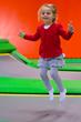 Jumping at Spring Town