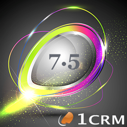 1CRM System 7.5 Released!