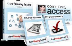 event planning blueprint review