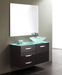 HomeThangs.com Has Introduced A Guide To Tempered Glass Vanity Tops