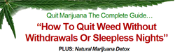 Quit Marijuana The Complete Guide Review Reveals How To Stop Smoking Marijuana Quickly