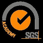 SGS Academy logo