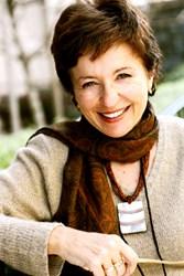 Life coach Lauretta Zucchetti