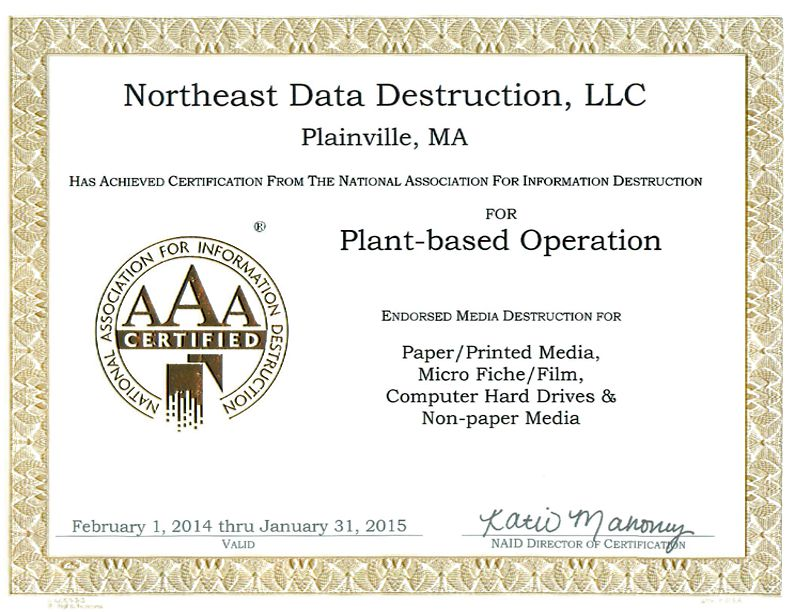 Northeast Data Destruction Has Been Naid Recertified For. Point Of Sale System Features. Nursing Head To Toe Assessment Documentation. Etoh Withdrawal Symptoms Internet Richmond Va. How To Receive Fax Online Business Cards Idea. Delaware Corporation Filing Google Mail List. Budget Planning Software Shooting Pain In Hip. Christian Schools In Columbus Ohio. Air Conditioner Repair Service