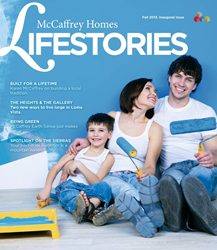 Lifestories Magazine McCaffrey Homes