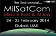 Two weeks until doors open to the Middle East's leading event for...