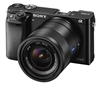 Sony Alpha A6000 Mirrorless Digital Camera with Lens