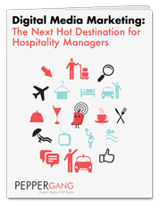 Guide to digital marketing for restaurants, hotels, resorts, spas, and other hospitality businesses