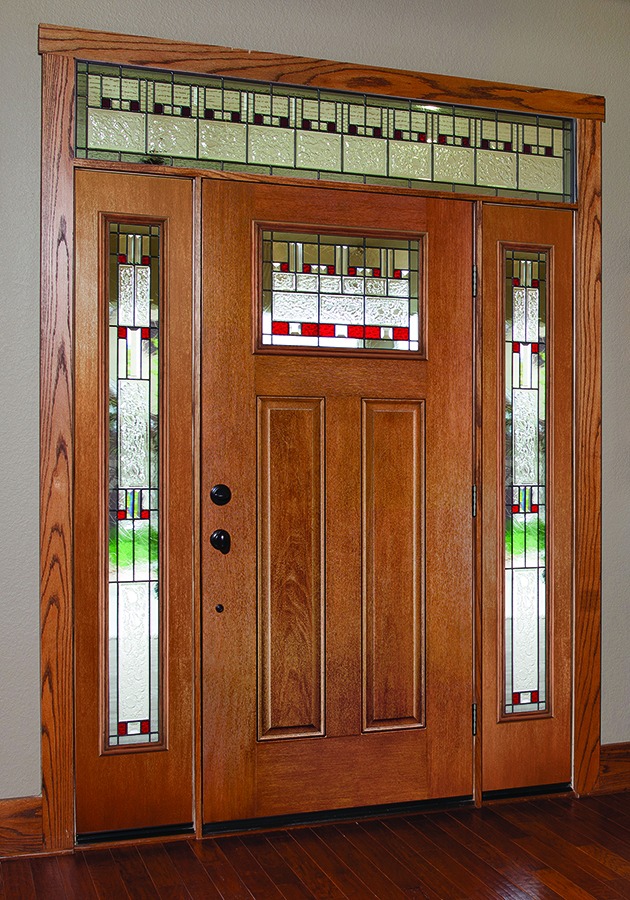 Therma Tru Introduces Variety Of New Door And Glass