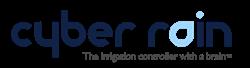 Cyber Rain logo