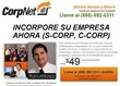 CorpNet.com Launches Spanish-Speaking Division to Better Serve Fast-Growing Latino Entrepreneur and Small Business Community