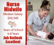 Nurse Midwife Salary Data, Just Released By Nursing100.com