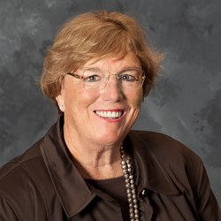 Jesselie Barlow Anderson (pictured) and Ronald W. Jibson are Salt Lake Community College's 2014 Honorary Doctorate recipients. They will receive the awards during the College's May 8 Commencement Ceremony.