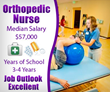 "New Career Guide Released: ""How to Become an Orthopedic Nurse"", by..."