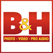 B&H Photo Video logo