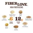 FiberLove high fiber blend