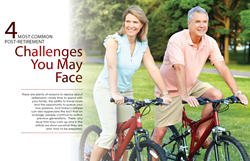 Most Common Retirement Challenges, baby boomers ,women over 50