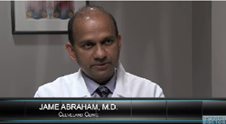 Dr. Abraham, Cleveland Clinic
