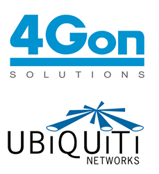 4Gon Solutions announces distribution agreement with Ubiquiti Networks