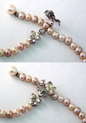 magnetic jewelry clasp