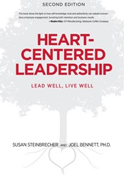 Heart-Centered Leadership front cover