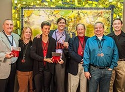 Sparks@Play, the exclusive distributor of Landscape Structures commercial playground equipment in Virginia, Maryland and D.C., was named 2013 Rep of the Year.