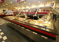 Every Day Buffet at Urbandale's Incredible Buffet & Fun Center - Des Moines Go Karts