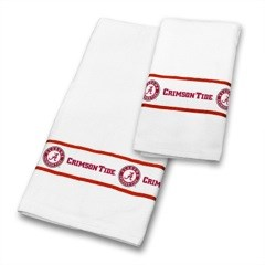 Crimson Tide Towel Sets