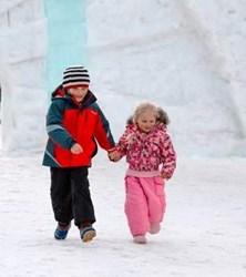 Squaw Valley Kid-O-Rama Snow Castle