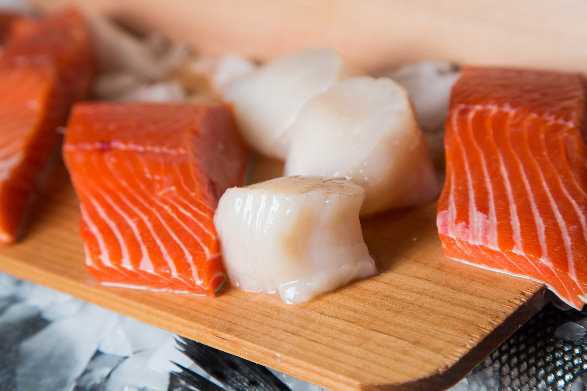 Seattle's Specialty Fresh Seafood Shop Pure Food Fish Market Announces Special Salmon Offer for ...