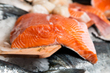 Seattle's Specialty Fresh Seafood Shop Pure Food Fish Market...