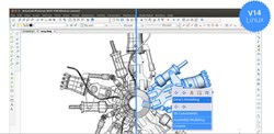 BricsCAD V14 for Linux