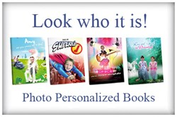 Personalized Photo Books for Kids