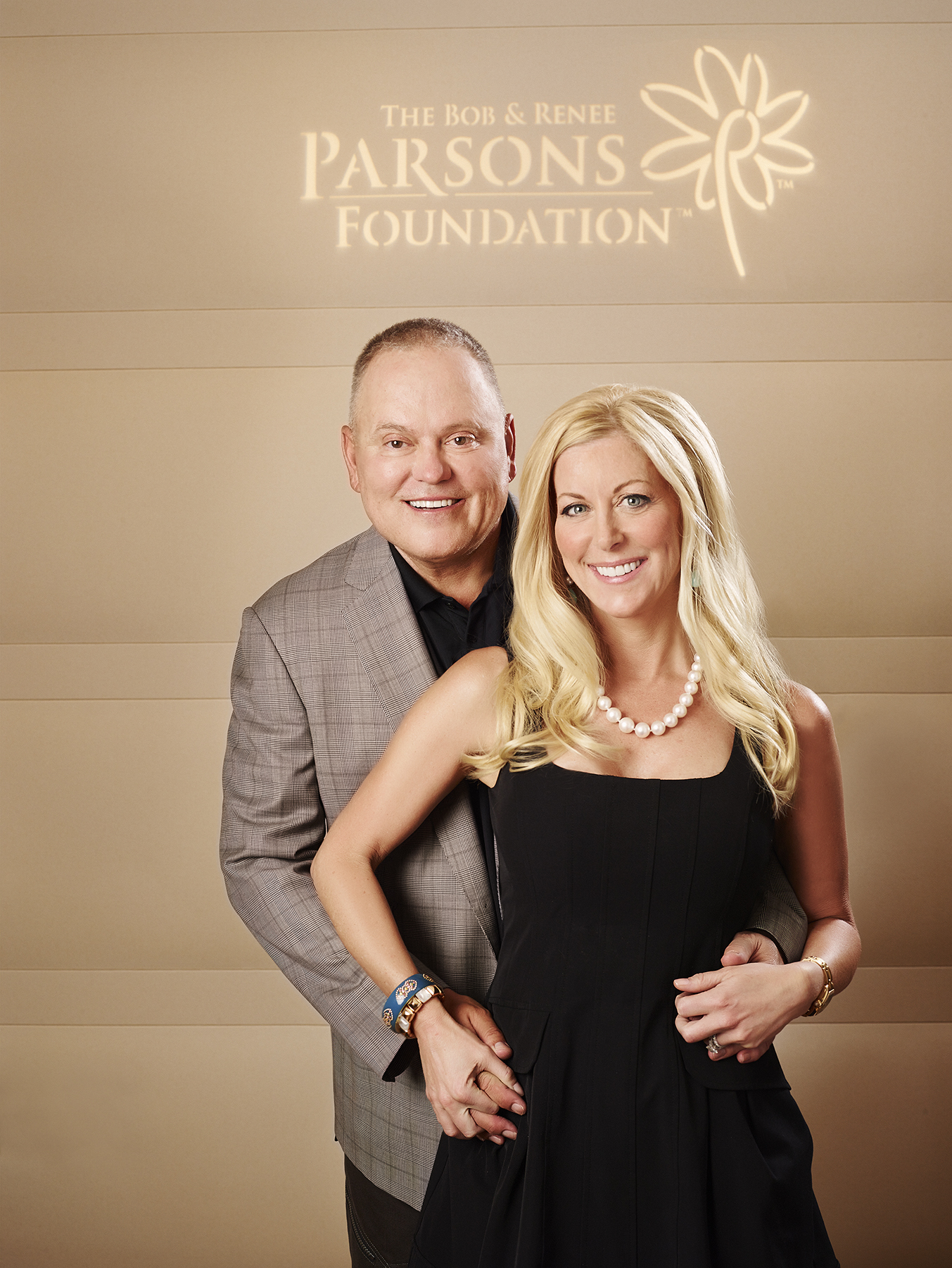 Surpassing $34MM in Giving The Bob & Renee Parsons Foundation