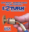 EZ Turn™ Anti-Blowback Hose