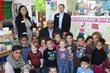 Little Sprouts Welcomes Mayor Rivera to Lawrence School