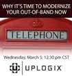 Advances in Out-of-band Network Management Go Far Beyond Traditional...